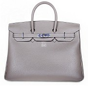 Hermes Birkin 35 Grey