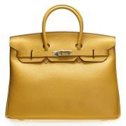 Hermes Birkin 35 Yellow