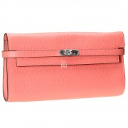 Kelly Style Clutch Corall