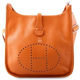 Сумка Hermes Evelyne Orange