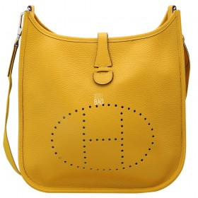 Сумка Hermes Evelyne Yellow