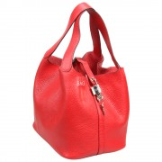 Hermes Picotin Red