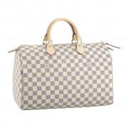 Louis Vuitton Speedy 35 Handbag