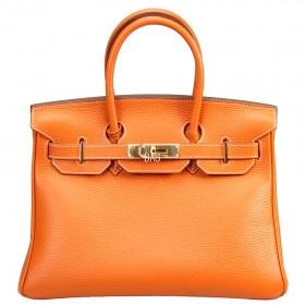 Сумка Hermes Birkin 30 Orange
