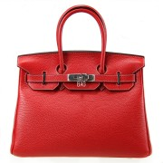 Hermes Birkin 30 Red
