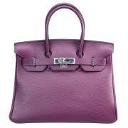 Hermes Birkin 30 Violet