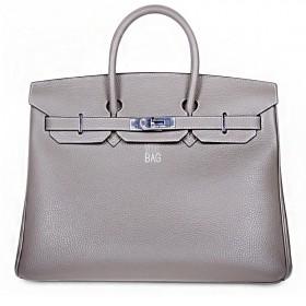 Сумка Hermes Birkin 35 Grey