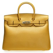 Hermes Birkin 35 Yellow