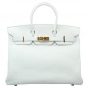 Hermes Birkin 35 White