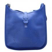 Hermes Evelyne Dark Bluemarine