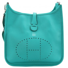 Сумка Hermes Evelyne Green