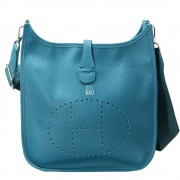 Hermes Evelyne Blue