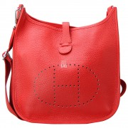 Hermes Evelyne Red