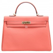 Hermes Kelly 35 Corall