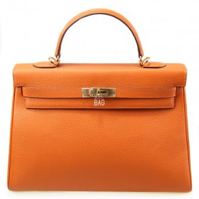 Сумка Hermes Kelly 35 Orange