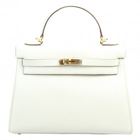 Сумка Hermes Kelly 32 Milk