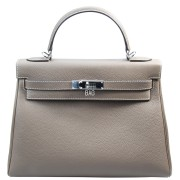 Hermes Kelly 32 Grey