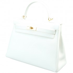 Сумка Hermes Kelly 32 White