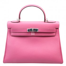 Сумка Hermes Kelly 32 Rose