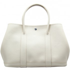 Hermes Garden Party Beige