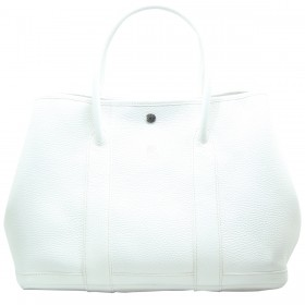 Hermes Garden Party White