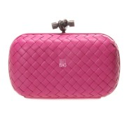 Clutch Cnot Leather Rose