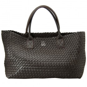 Сумка Bottega Veneta Cabat Intrecciato Nappa Tote Bag Coffee