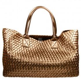 Сумка Bottega Veneta Cabat Intrecciato Nappa Tote Bag Gold
