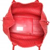 Сумка Bottega Veneta Cabat Intrecciato Nappa Tote Bag Red