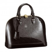 Louis Vuitton Alma PM Noir