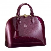 Louis Vuitton Alma PM Rouge Fauviste