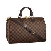 Louis Vuitton Speedy Bandouliere 35 Handbag