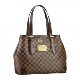 Сумка Луи Витон Hampstead MM Handbag