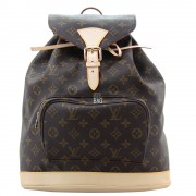 Рюкзак Louis Vuitton Authentic Montsouris GM Backpack