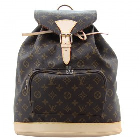 Рюкзак Louis Vuitton Monogram canvas Authentic Montsouris GM Backpack M51135